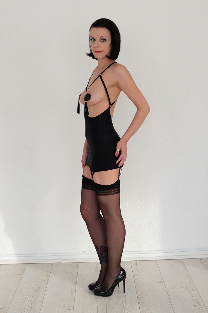 AAMU suspender dress